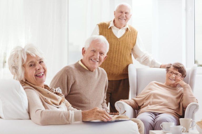 seniors at home care