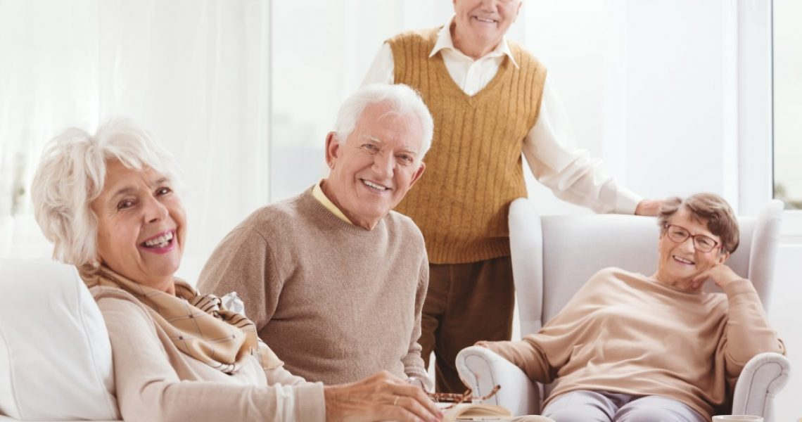 seniors at home care